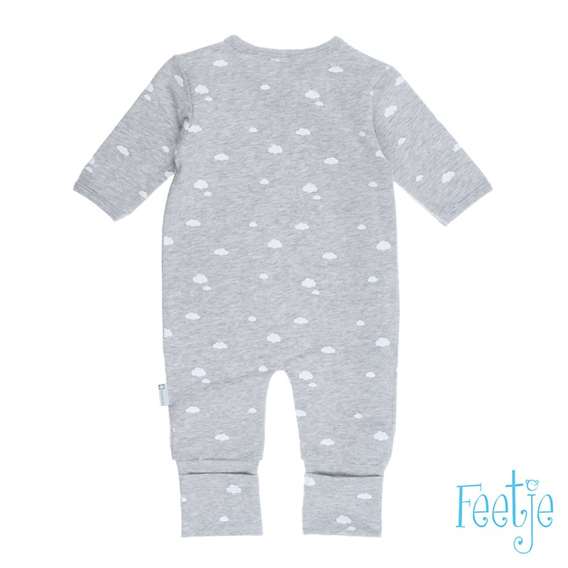 Feetje Babykleding.Anzug Klapfuss Aop Clouds 507 00110 Feetje