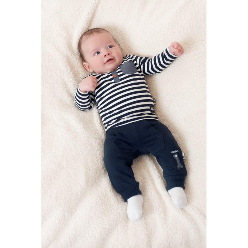 Feetje Babykleding.T Shirt L A Ringel Petit Charmeur 516 00507 Feetje