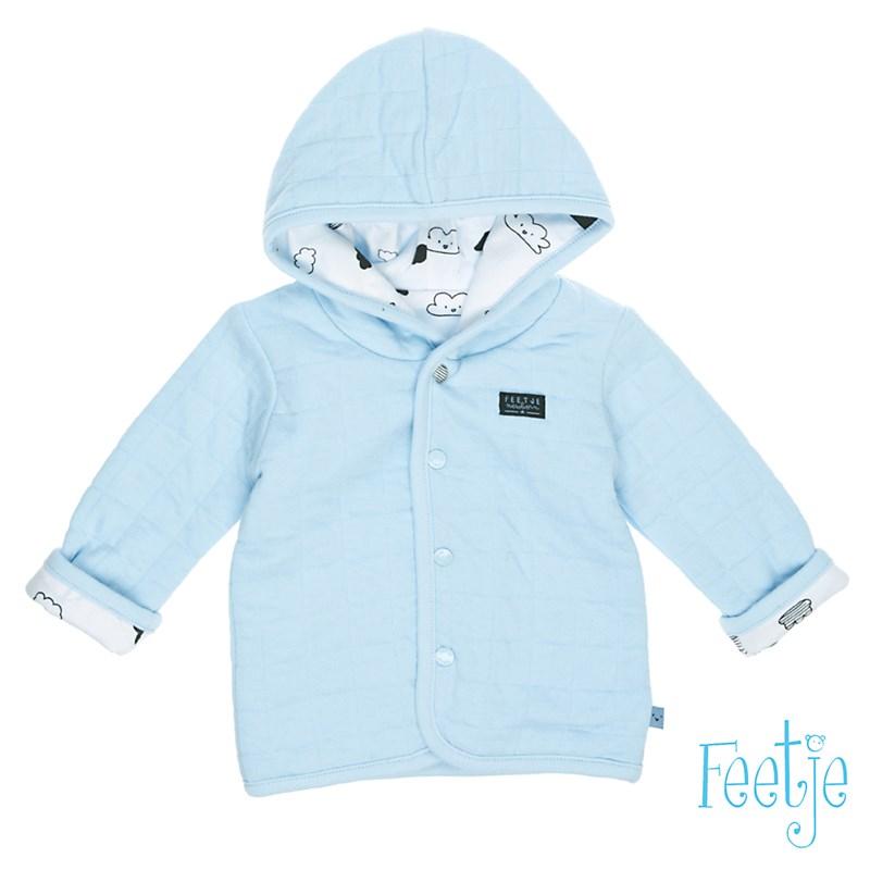 Feetje Baby Jacke Sweater Pullover Blau